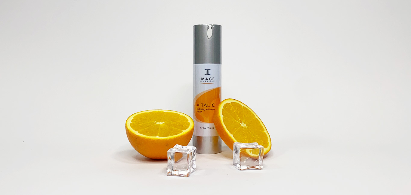image skincare serum Vital C