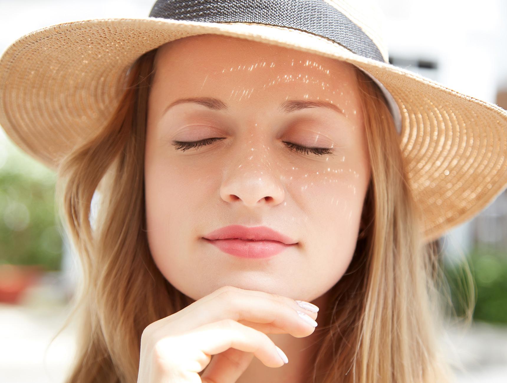 SPF goed voor huid