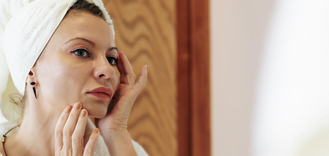 vochtarme huid behandelen