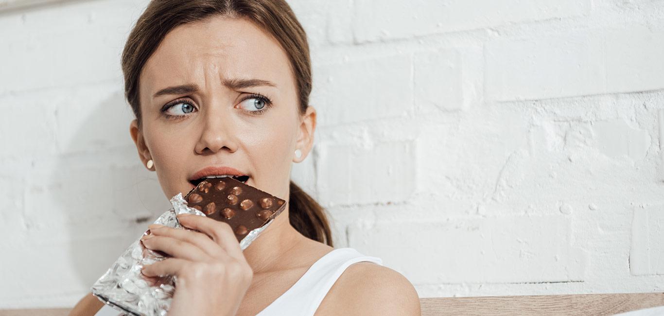 Acne Chocolate