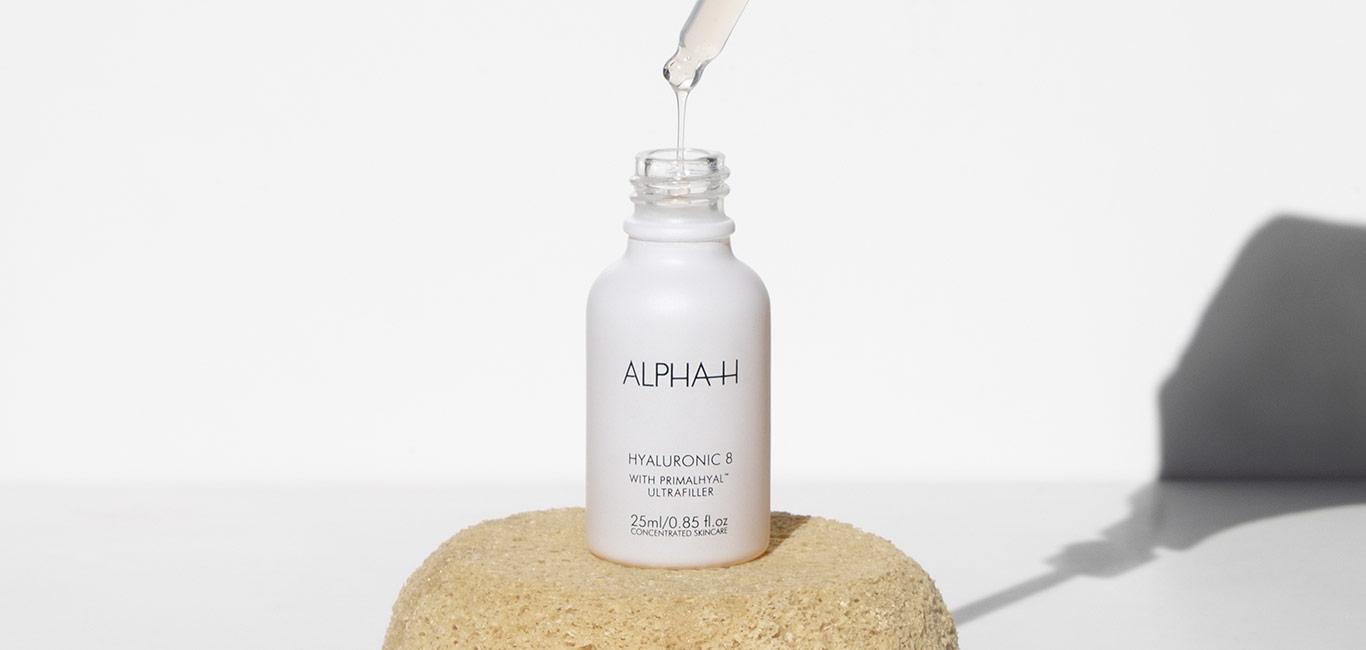 alpha-h-hyaluronzuur